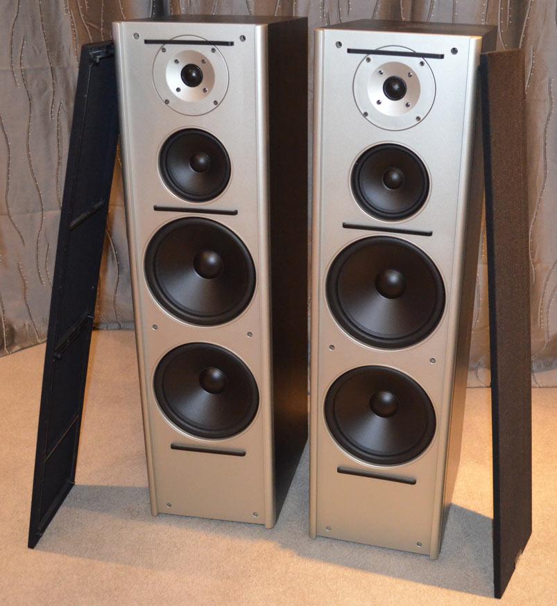 Acoustic Solutions Powerforce 2000 Floor Standing Speakers